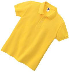 ジュラン(Jellan) 6.8オンス コットン・ポロシャツ for Woman